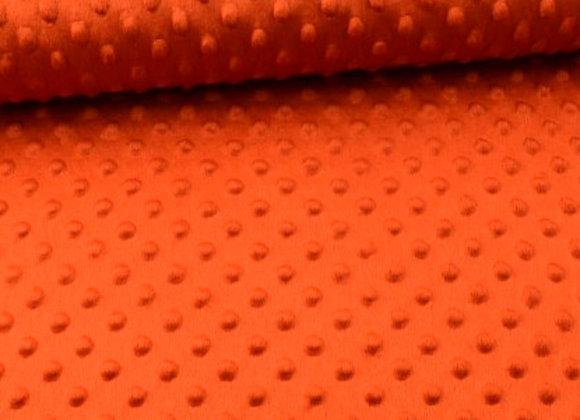 Minky - Orange Sanguine