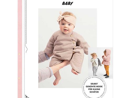 Livre de couture - Bébé - FR