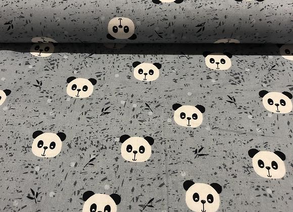 Coton - Pretty Panda  - 16€/m