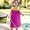 Thumbnail: Patron enfant Robe Alice 6/12 ans
