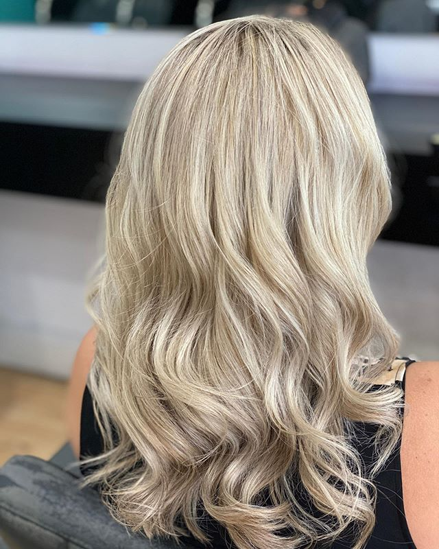 I am loving my blonde clients