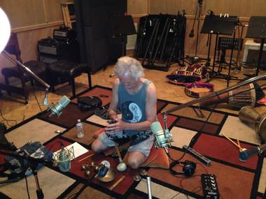 Recording John Densmore