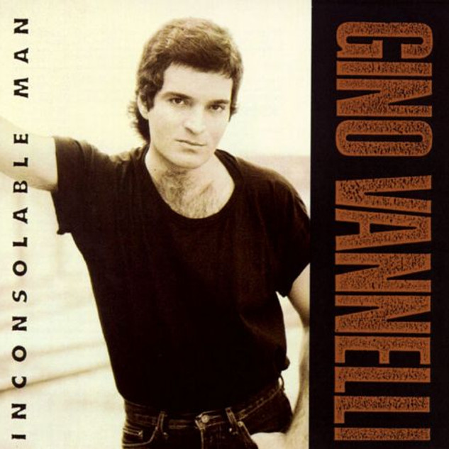"Gino Vannelli ""Inconsolable Man"""