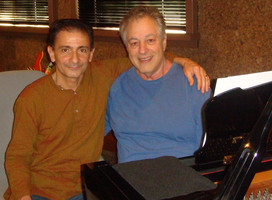 With Pianist, Mike Lang