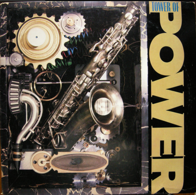 "Tower of Power ""Through Lover's Eyes"""
