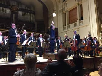 Czech National Symphony Orchestra Concert - Prague, April 19, 2016