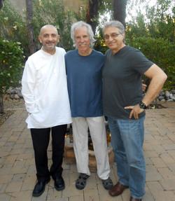 With John Densmore and Joe Vannelli