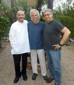 With John Densmore and Joe Vannelli