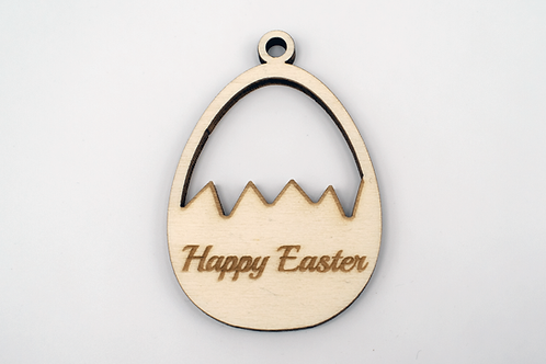 """Anhänger """"Happy Easter"""" #2"""