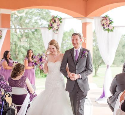 Kayla Jerrad Vunovich Wedding