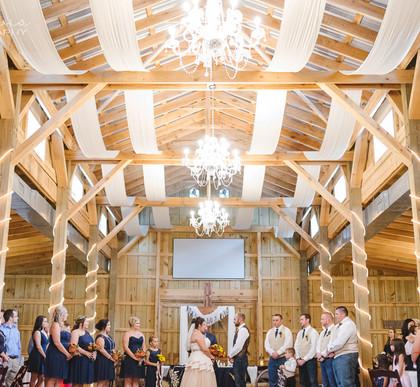 Heaven's Trail Event Barn