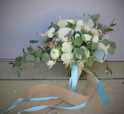 Hand-tied Bride Bouquet