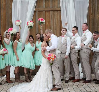Sowell Farms - Wedding Party