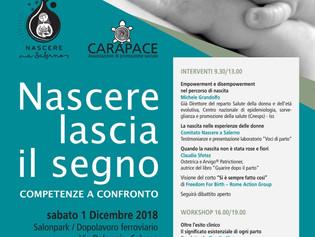 """Associazione Nascere a Salerno: quando """"Nascere lascia il Segno""""!"""