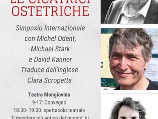 """Roma, 9 novembre - """"Le cicatrici ostetriche"""" simposio internazionale"""