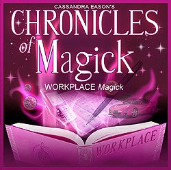Chronicles of Magick 'Work Place' Magick Course on CD