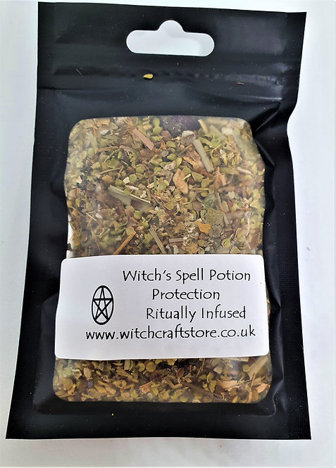 Potent Protection Spell Potion ~ Protect Yourself ~ Home