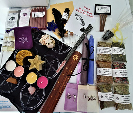 Witches Altar and Spells Starter Kit ~ A Massive 54 Items