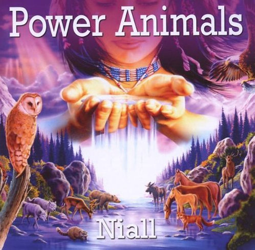Power Animals by Niall and Paradise Music on CD