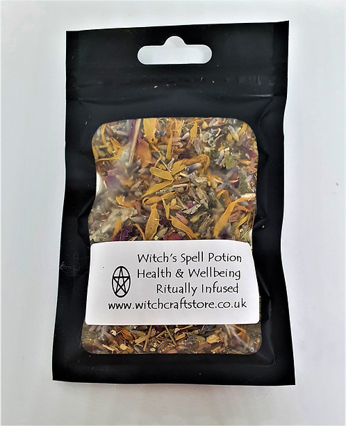 Potent Health and Wellbeing, Spell Potion ~ Promote Good Health