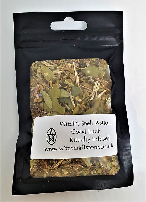 Potent Good Luck Spell Potion ~ Attract Good Luck ~ Rid Yourself of Bad