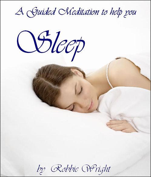 A Guided Meditation To Help You Sleep By Robbie Wrigh