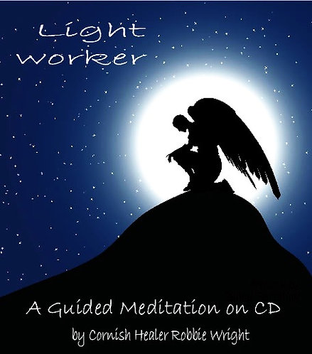 Light Worker ~ A Guided Meditation ~ By Cornish Healer Robbie Wright