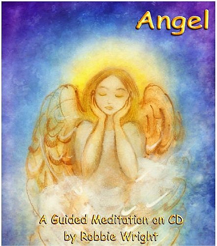 Angel CD ~ A Guided Meditation By Robbie Wright