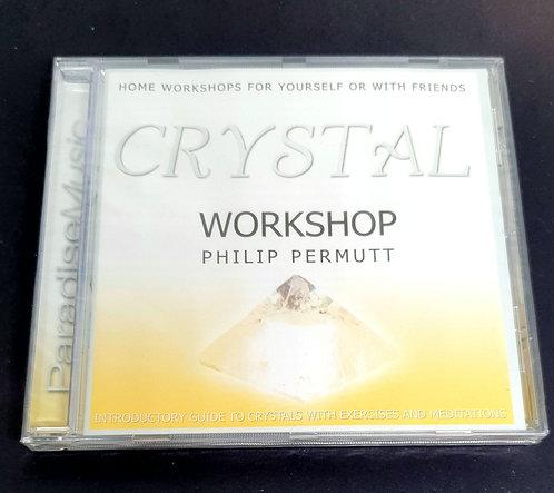 Crystal Workshop ~ Philip Permutt CD