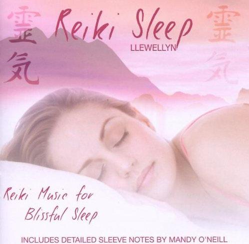 Reiki Sleep ~ Reiki Music For Blissful Sleep by Llewellyn