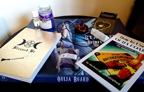 Seance Oujia Board Contact Spirits Complete Kit