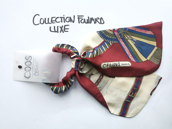 Celine Collection Foulard Luxe