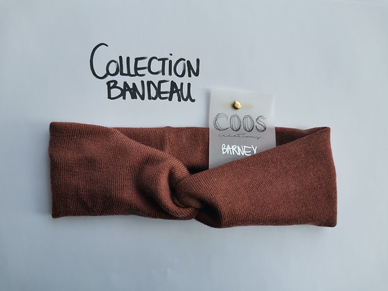 Barney Collection Bandeaux
