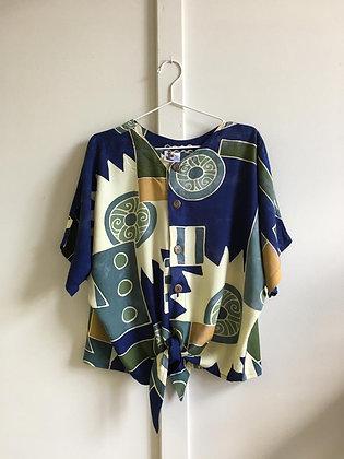 Ensemble chemise et short Vintage
