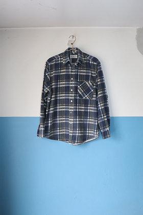 Chemise à carreau en flanelle