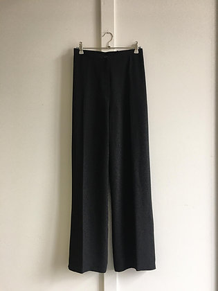 Pantalon droit et fluide