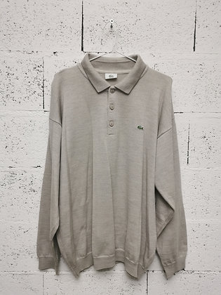 Polo manches longues Lacoste