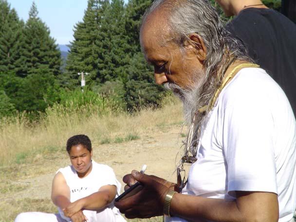 Baba Hari Dass Yoga Teacher