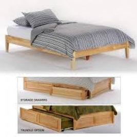 Sage Platform Bed