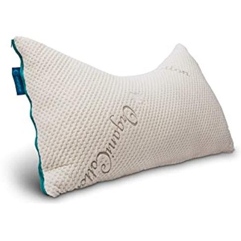 Side Sleeper Pillow ~Kapok and Latex Noodles