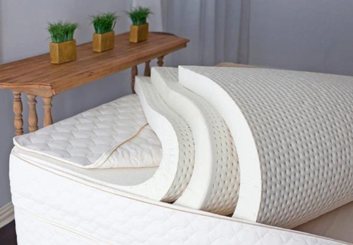 organic mattress natural rubber latex