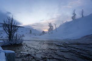 Leah Meade - Hot Springs in Mammoth Spri