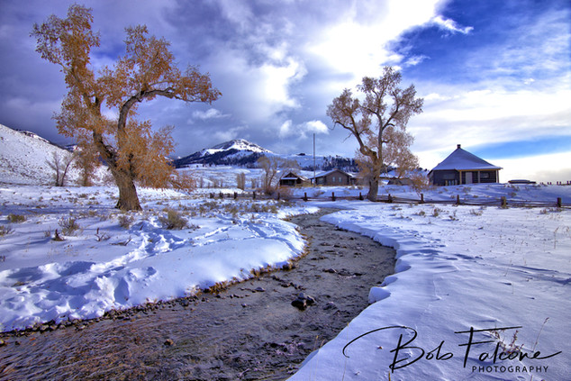Bob Falcone - YellowstoneLamarRangerStFB