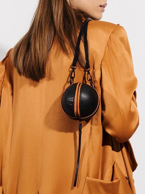 RUKSAG Black Orange mini ball