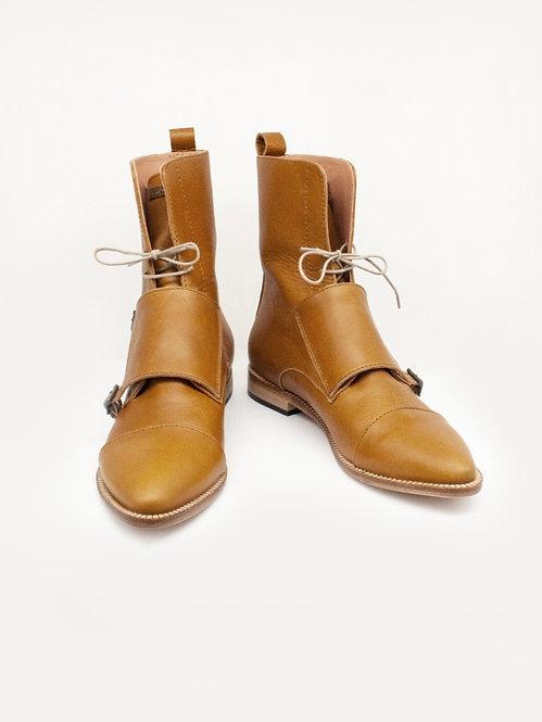 NOA Asna boots cognac