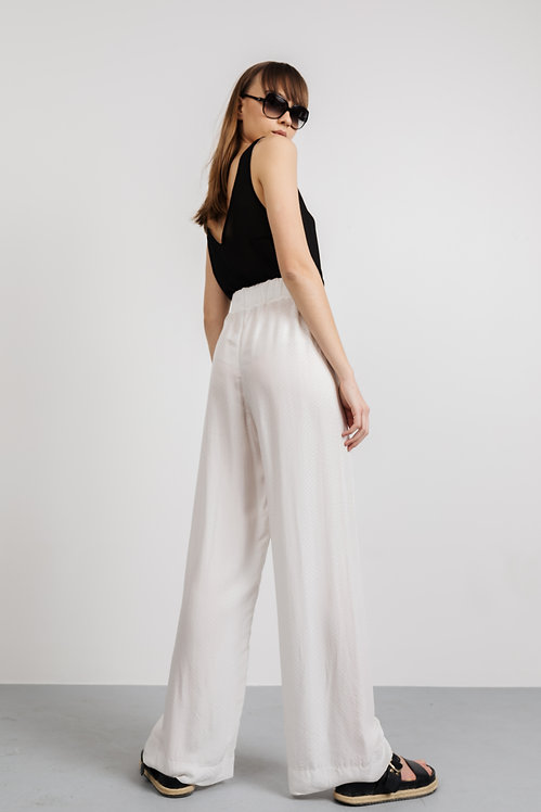 TIJANA MILUTINOVIC white pants