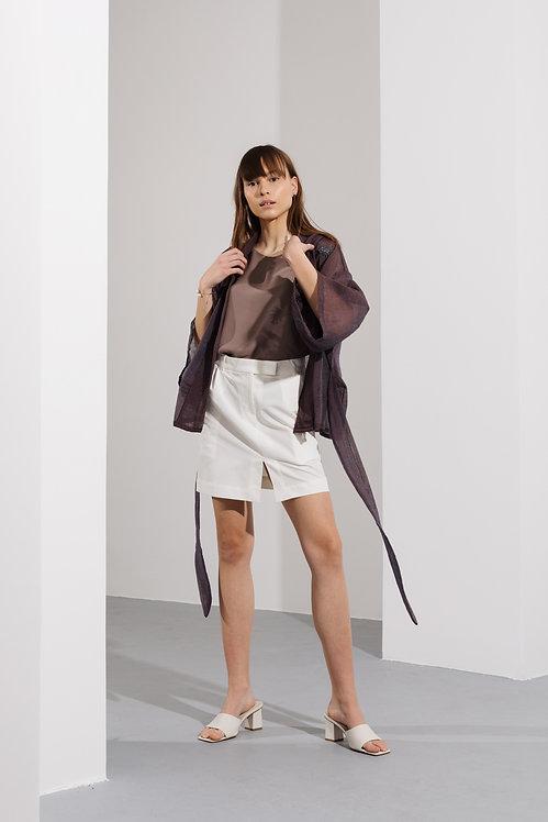 TIJANA MILUTINOVIC mini skirt