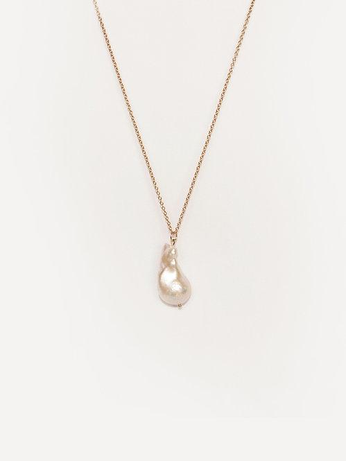 COSO DESIGN pearl necklace