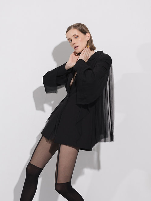TIJANA MILUTINOVIC black jacket