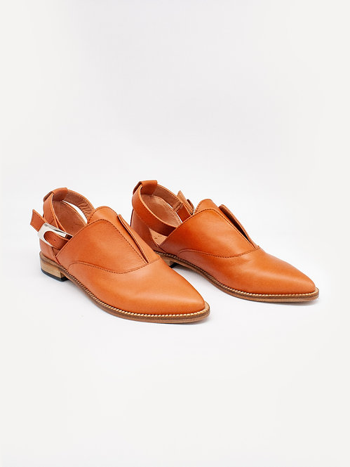 Noa Samarkand shoe mango